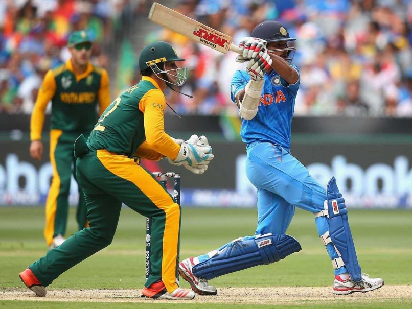 India vs South Africa 4th-ODI 2015