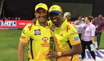 IPL 2018 CSK Bravo