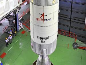 India GSAT6 launch scheduled for August 27